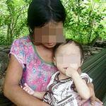 """Tin tức trong ngày - Giải cứu mẹ con cô gái """"người rừng"""""""