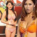 Phim - MC mặc bikini câu khách mùa Euro