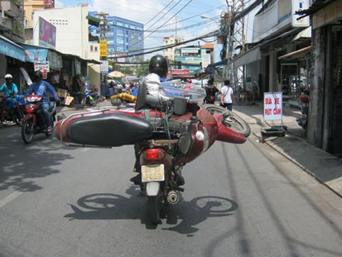 Những ảnh độc đáo chỉ có ở Việt Nam (54) - 9