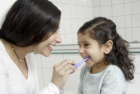 Phòng ngừa viêm nướu răng ở trẻ em - 2