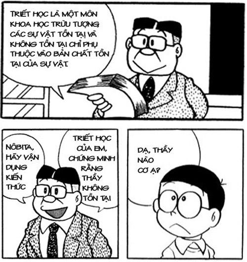 """Đôrêmon chế: Cười vỡ bụng vì """"ranh"""" ngôn - 5"""