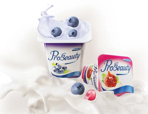 Vinamilk giới thiệu sản phẩm sữa chua Collagen mới - 1