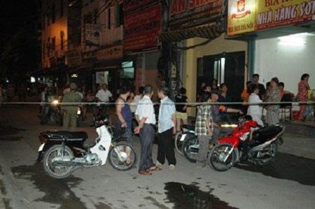 Thực hư vụ nổ gas tại Hà Nội - 1