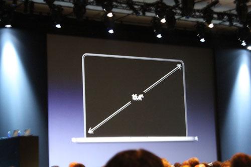 MacBook Pro 15 inch siêu phân giải ra mắt, Thời trang Hi-tech, MacBook Pro 15 inch, MacBook Pro moi, gia MacBook Pro 15 inch, MacBook Pro the he tiep theo, ra mat MacBook Pro 15 inch, may tinh xach tay MacBook Pro 15 inch, gia MacBook Pro moi, laptop MacBook Pro 15 inch, laptop, MacBook Pro the he tiep theo, Apple, WWDC,