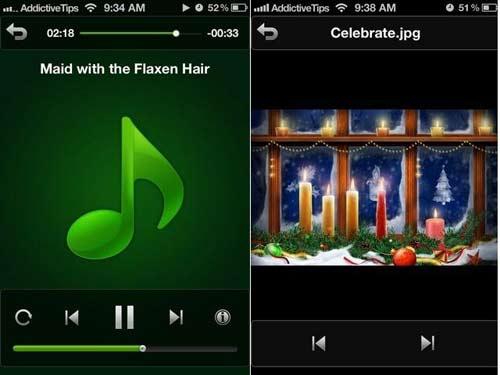 AirAV- Chuyển đổi video, âm thanh & hình ảnh đến iPhone & iPad qua WiFi - 3