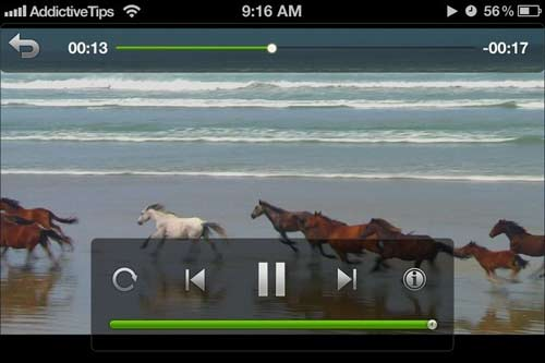 AirAV- Chuyển đổi video, âm thanh & hình ảnh đến iPhone & iPad qua WiFi - 4
