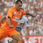 Bóng đá - Đứt dây chằng, Gaston Merlo nghỉ hết V-League 2012