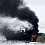 Tin tức trong ngày - Nổ tàu cá, 38 thuyền viên được cứu sống