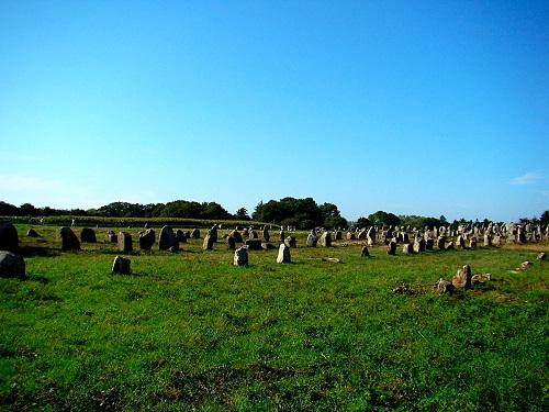 Chiêm ngưỡng đội quân đá bí ẩn ở miền Tây nước Pháp - 2