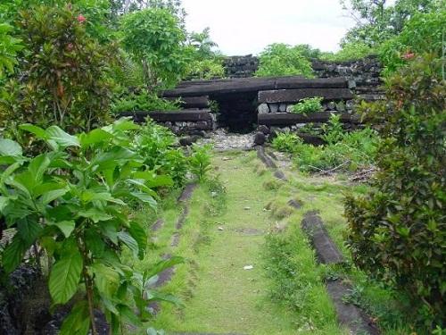 Bí ẩn đằng sau thành phố đá cổ Nan Madol - 3