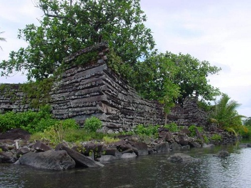 Bí ẩn đằng sau thành phố đá cổ Nan Madol - 5