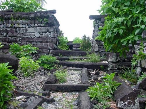 Bí ẩn đằng sau thành phố đá cổ Nan Madol - 8