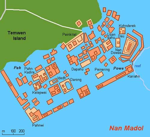 Bí ẩn đằng sau thành phố đá cổ Nan Madol - 19
