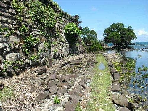 Bí ẩn đằng sau thành phố đá cổ Nan Madol - 17