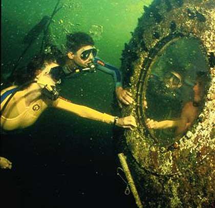 6 điểm đến kỳ thú dưới nước - 1