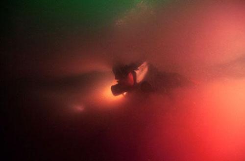 Những hang động kỳ thú dưới đáy biển Bahamas - 6