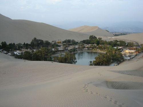 Hucachina - thiên đường nhỏ ở Peru - 18
