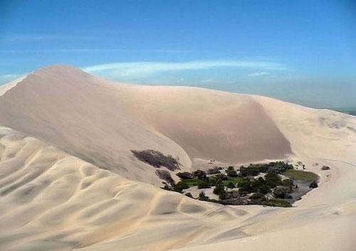 Hucachina - thiên đường nhỏ ở Peru - 21