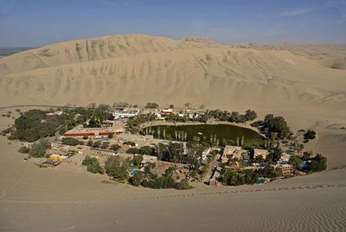 Hucachina - thiên đường nhỏ ở Peru - 22