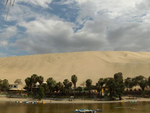 Hucachina - thiên đường nhỏ ở Peru - 19