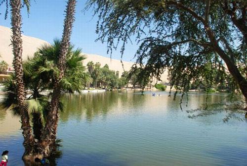 Hucachina - thiên đường nhỏ ở Peru - 6