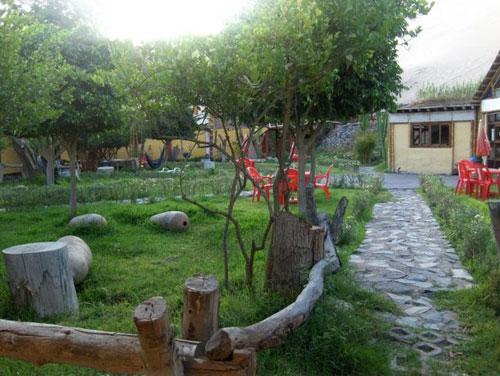 Hucachina - thiên đường nhỏ ở Peru - 11
