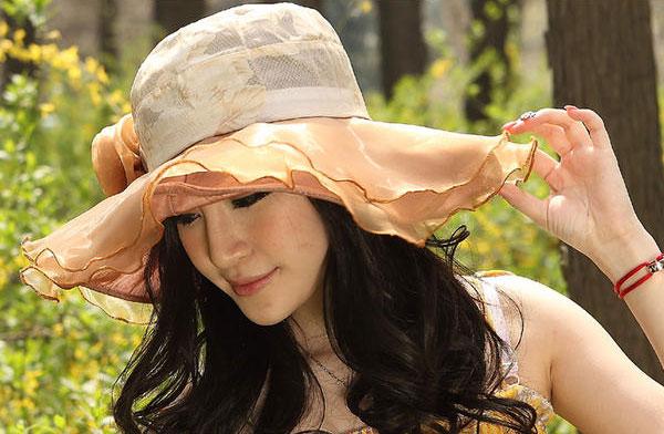 Hai kiểu mũ yêu thích trong mùa hè! - 5