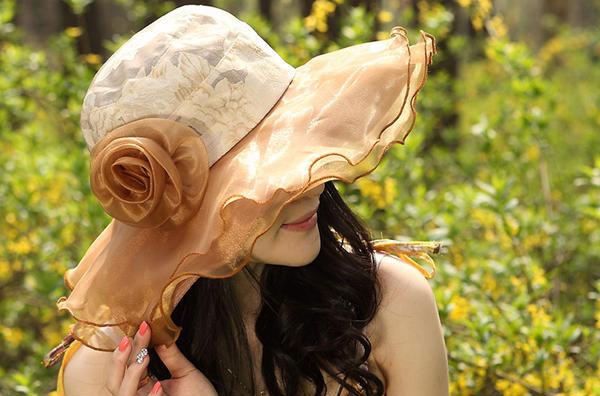 Hai kiểu mũ yêu thích trong mùa hè! - 6