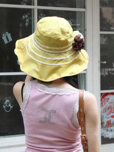 Hai kiểu mũ yêu thích trong mùa hè! - 13