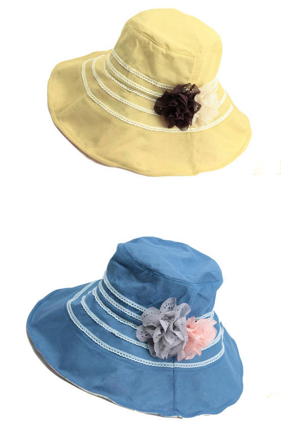 Hai kiểu mũ yêu thích trong mùa hè! - 14