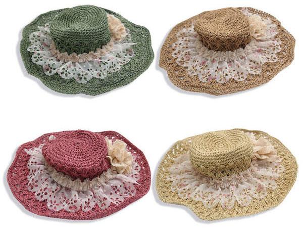 Hai kiểu mũ yêu thích trong mùa hè! - 8
