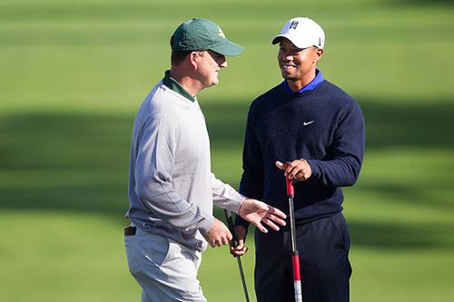 Golf, US Open 2012: Mọi ánh mắt hướng về Tiger Woods - 1
