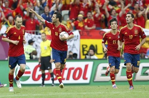 ĐT TBN: Tìm Messi cho Xavi - 2