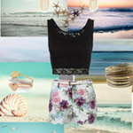 Thời trang - Đẹp mê đắm với trang sức biển cả
