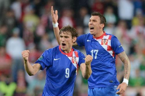 Italia – Croatia: Vì chiếc vé thứ 2 - 2