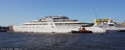 Du thuyền đắt nhất thế giới 620 triệu USD - 10