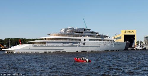Du thuyền đắt nhất thế giới 620 triệu USD - 2