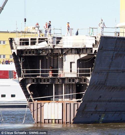 Du thuyền đắt nhất thế giới 620 triệu USD - 3