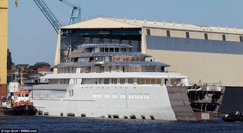 Du thuyền đắt nhất thế giới 620 triệu USD - 6