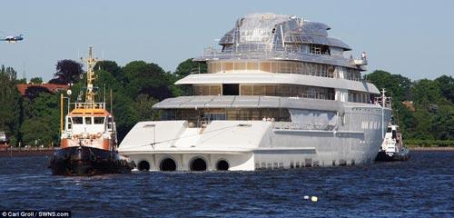Du thuyền đắt nhất thế giới 620 triệu USD - 7