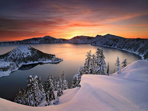 Ngắm 10 khu vườn quốc gia hùng vĩ nhất nước Mỹ - 5