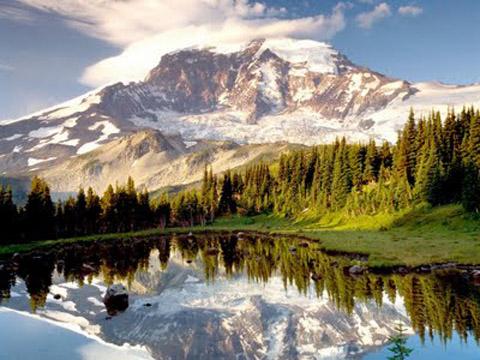 Ngắm 10 khu vườn quốc gia hùng vĩ nhất nước Mỹ - 6