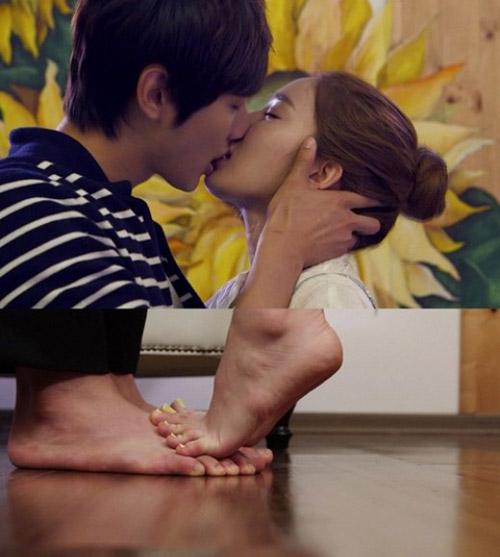 Ngắm nụ hôn đẹp nhất màn ảnh Hàn - 1