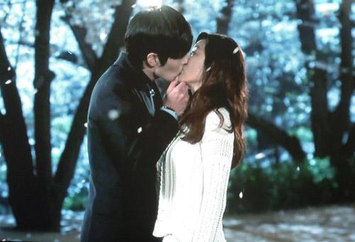 Ngắm nụ hôn đẹp nhất màn ảnh Hàn - 2