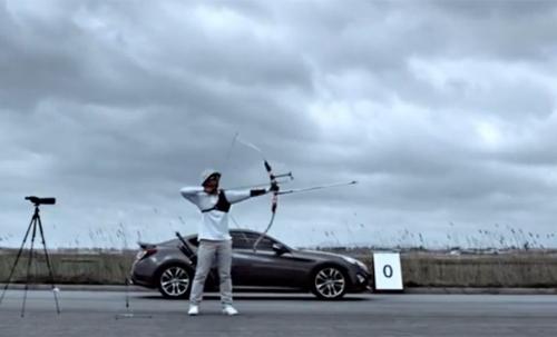"""Genesis Coupe 2013: """"Nhanh hơn tên"""" - 1"""