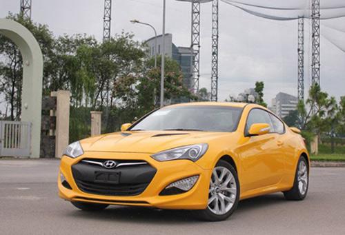 """Genesis Coupe 2013: """"Nhanh hơn tên"""" - 2"""