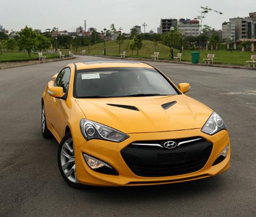 """Genesis Coupe 2013: """"Nhanh hơn tên"""" - 4"""