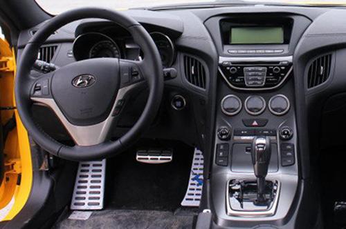 """Genesis Coupe 2013: """"Nhanh hơn tên"""" - 5"""