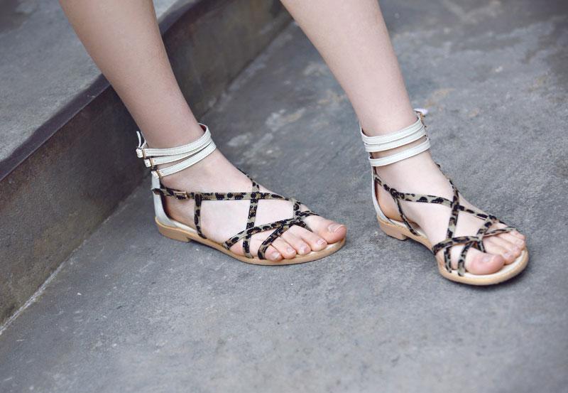 Chọn và phối đồ cùng sandal? - 19