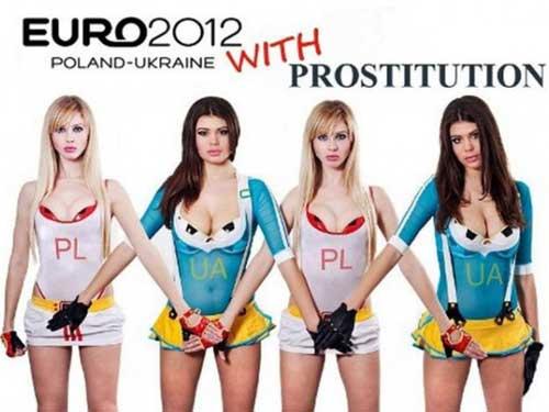 Gái mại dâm đắt khách nhờ... Shevchenko - 1